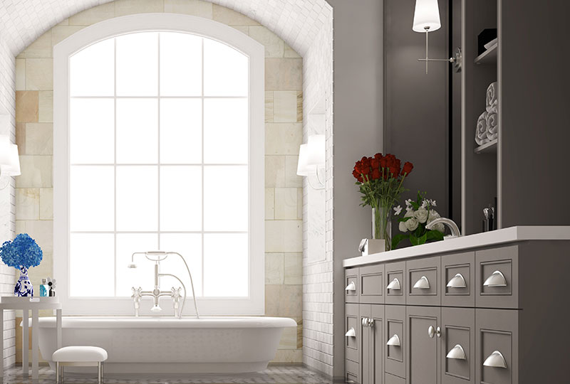 Your guide to bathroom remodeling in trenton michigan for Bath remodel wyoming mi