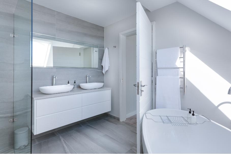 Remodeled Bathroom Southgate MI