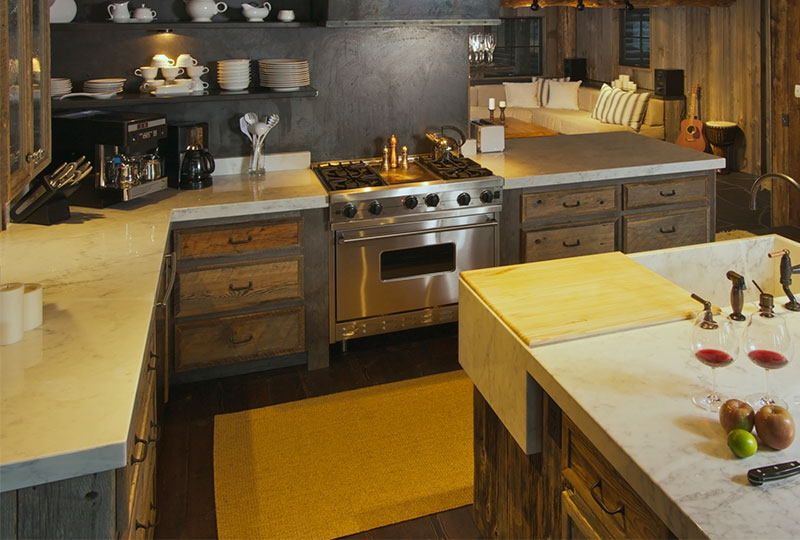 Improving Your Kitchen and Bath in Downriver Michigan